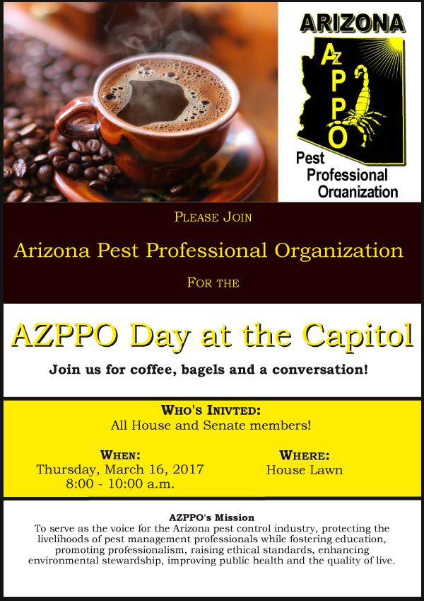 AZPPO Day at The Capitol Flyer